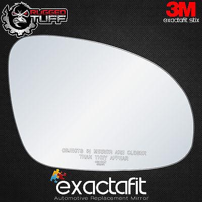 Replacement Side Mirror Glass for VOLKSWAGEN EOS GTI JETTA PASSAT Passenger's RH