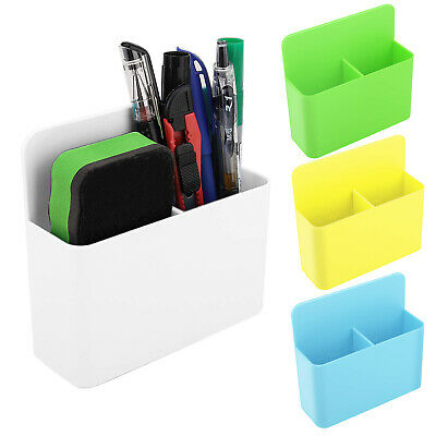 Moko Magnetic Dry Erase Marker Holder Whiteboard Pen Eraser Holder Organizer Box