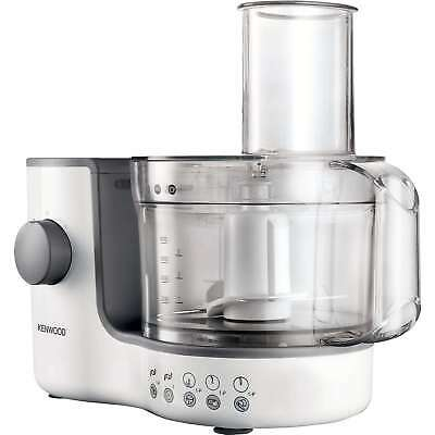Kenwood FP120 400 Watts 1.4 Litres 13 Functions Compact Food Processor in White