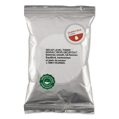 Seattle'S Best Premeasured Coffee Packs Decaf Signature-Level 3 2 oz Packet