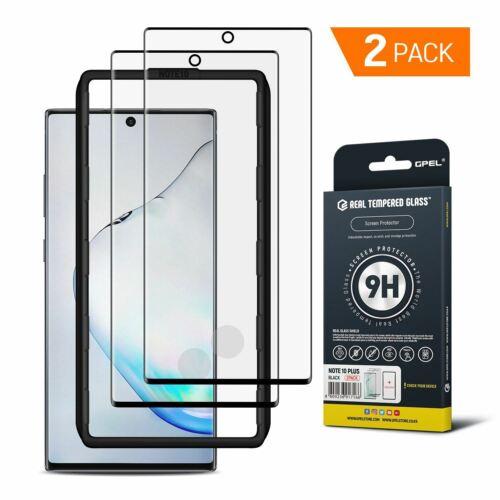GPEL® Galaxy Note 10 Plus Screen Protector  w/ Applicator,