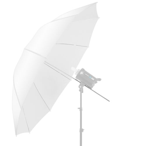 Neewer 60 inches Photography Studio Translucent Shoot Through White Umbrella