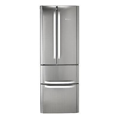Hotpoint FFU4DX Fridge Freezer - Stainless Steel