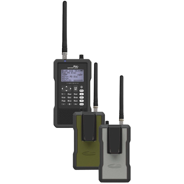Whistler TRX-1 Handheld DMR/MotoTRBO Digital Trunking Scanne