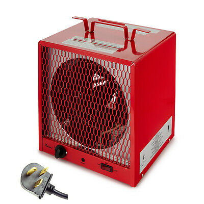 Dr. Infrared Heater 240 Volt 5600 Watt Garage Workshop Porta