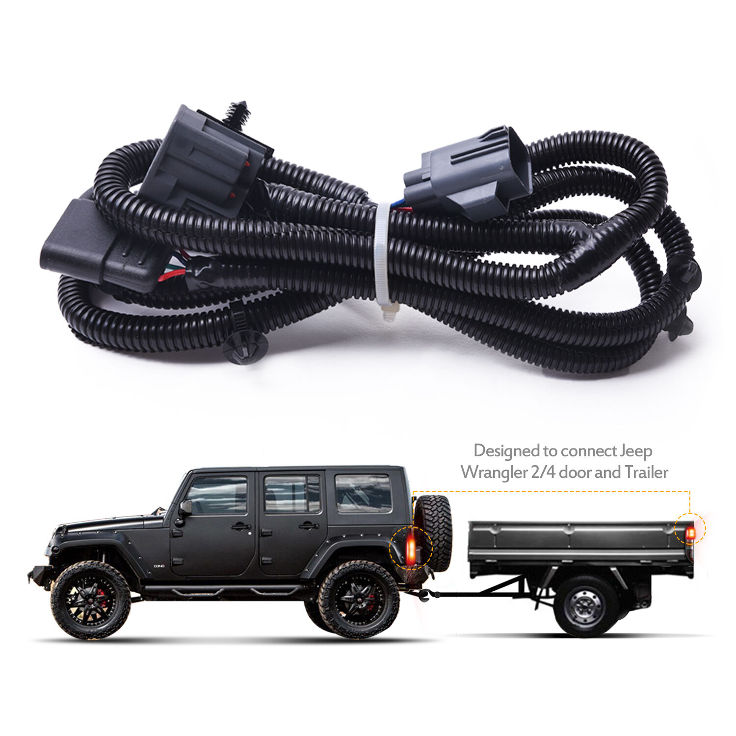 2013 jeep wrangler hitch wiring wiring diagram function 2013 Jeep Wrangler Chrome Accessories