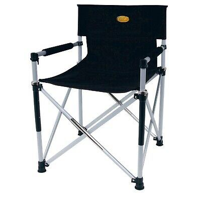 Camp 4 Toscana Luxus Directors Folding Camping Chair (MD619)