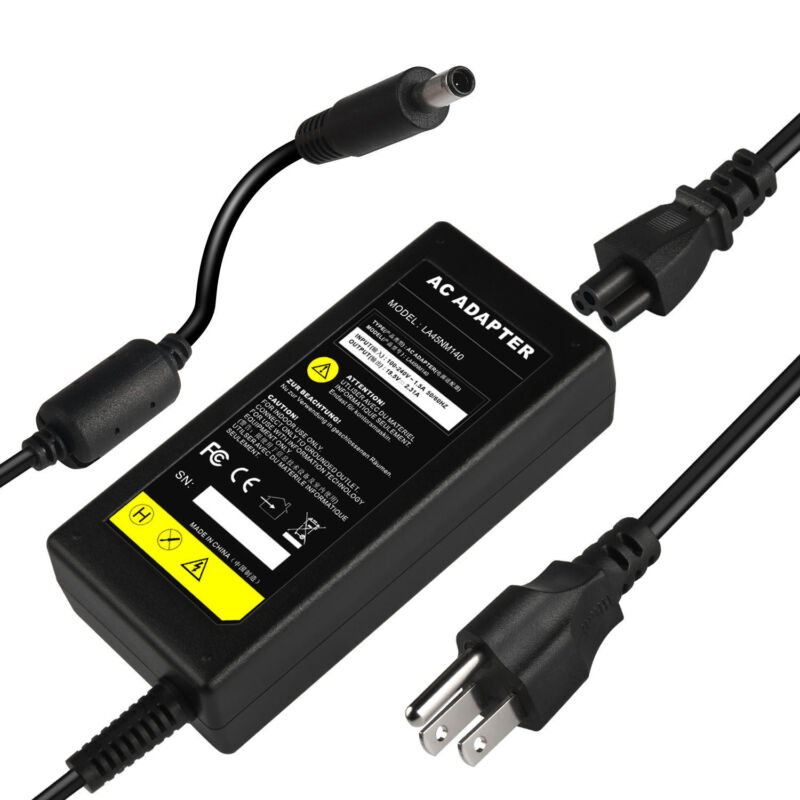 For Dell Inspiron 15 3000 5000 7000 Series Laptop Power Supply Charger+Cord