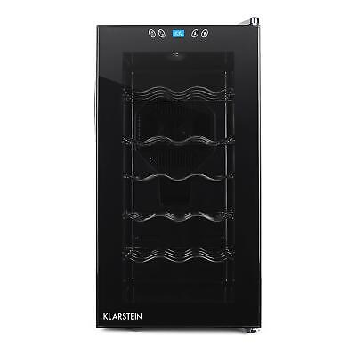 [B-Stock] Wine Refrigerator mini cooler 52 litre 18 Bottles double insulated gla