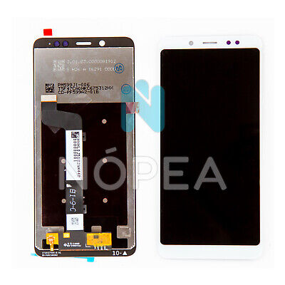 Pantalla Completa Xiaomi Redmi Note 5 DUAL CAMARA, Blanco