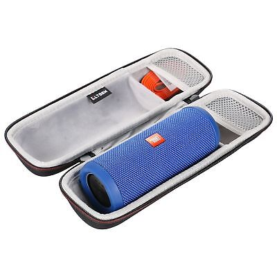 LTGEM Carrying Case For JBL Flip 3 or Flip 4 Wireless Bluetooth Portable Speaker