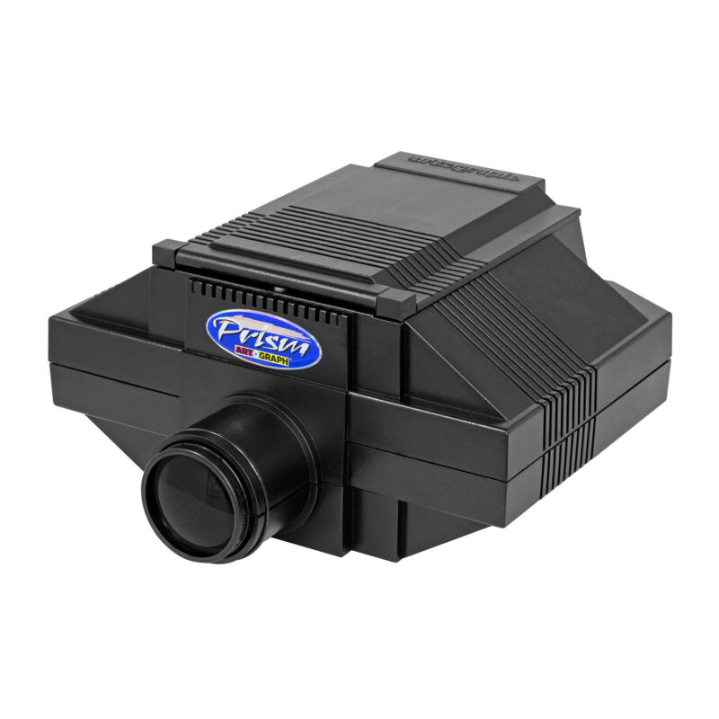 Artograph Dual 250W Lamp Portable Full-Color Prism Art Projector (For Parts)