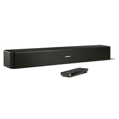 Bose Solo Bluetooth Speaker System TV Sound Bar Audio Black New Best