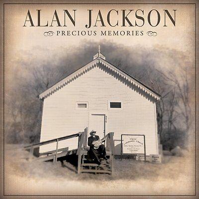 76 Sold Alan Jackson   Precious Memories   Volume I     Cd   New  Free Shipping