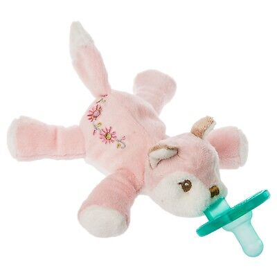 Mary Meyer WubbaNub Infant Newborn Baby Soothie Pacifier ~ I