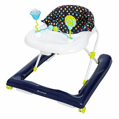 Baby Trend Trend 2.0 Activity Walker, Blue Sprinkles, Blue - Free Shipping