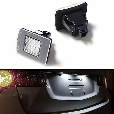 Beleuchtung Kennzeichen LED Mercedes Gl X166 SLK R172 Gla X156 Klasse A W176