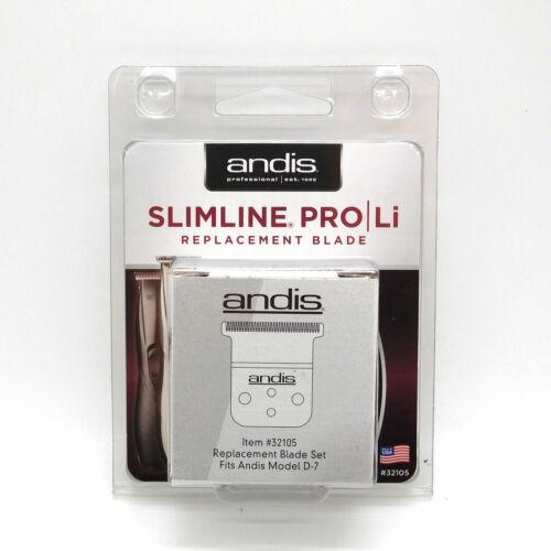 Andis T- Blade for Slimline Pro Li Trimmer #32105