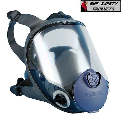 Moldex 9003 Series Full Face Mask Air Respirator Size Large Ultra-lightweight