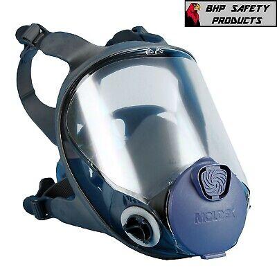 Moldex 9002 Series Full Face Mask Air Respirator Size Medium Ultra-lightweight