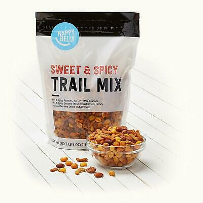 Brand - Happy Belly Sweet & Spicy Trail Mix, 40 Ounce Happy Trails Trail Mix