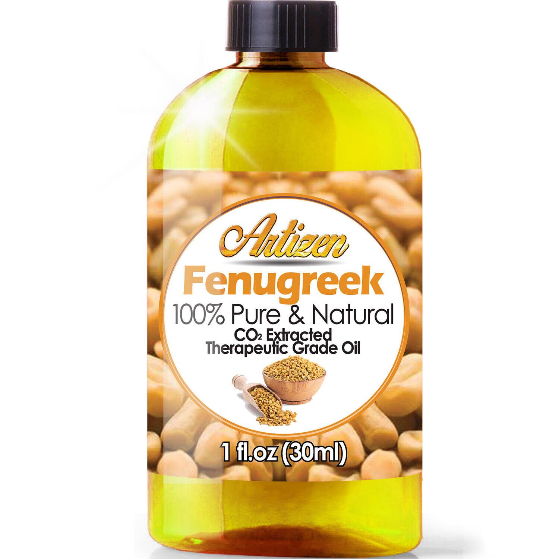 Artizen Fenugreek Essential Oil  Therapeutic Grade - Huge 1o