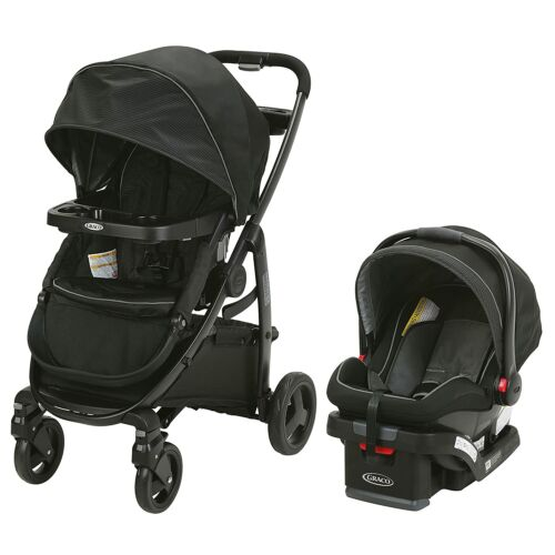Graco Modes Travel System | Includes Modes Stroller and SnugRide SnugLock 35