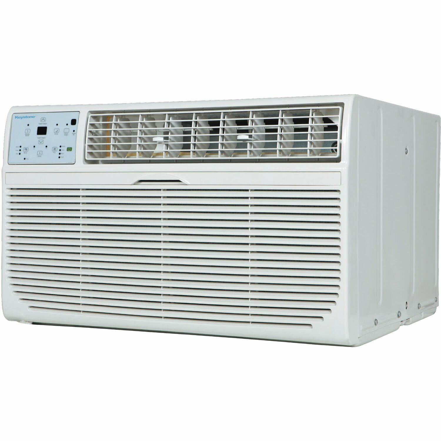 Keystone 14,000 Btu 230V Through-the-Wall Air Conditioner wi