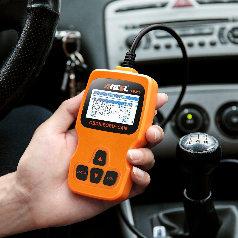 Car Obd2 Code Reader Check Engine Light Universal Scanner