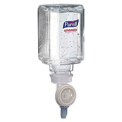 PURELL Advanced Instant Hand Sanitizer Gel Refill 450mL 2/Pack 145002