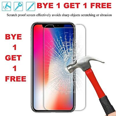 iphone 11 Temperred Glass For  Pro Max X XS XR XS MAX 8 7 6 6S 5S Screen Protect