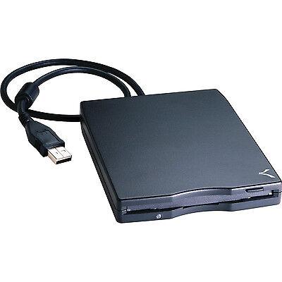 как выглядит Дисковод для гибкого магнитного диска (дискеты) 1.44 MB USB External Floppy Disk Drive For 27L4226 27L4076 05K9283 IBM, Dell фото