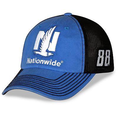 2018 Alex Bowman  88 Nationwide Vintage Trucker Style Hat New W Tag Free Ship