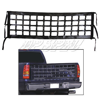 """TC SPORTLINE TR-12 COMPACT MID SIZE TRUCK TAILGATE NET 51"""" FOR 1999-2019 PICK-UP"""