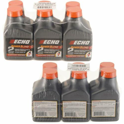 Echo 6450001 Power 1 Gallon Oil Mix 12 Pack of 2.6oz 2 Stroke
