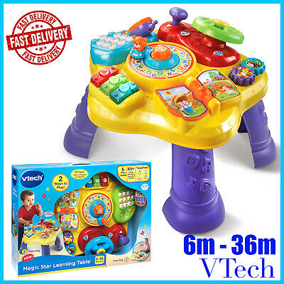 Baby Activity Table Baby ActivityCenter for Toddler Kids Play & Learning VTech