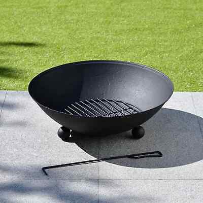 New Fabulous Relaxing Design Chicago Fireball Pit Ideal for Hosting Parties N-21