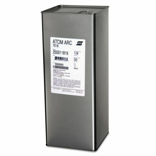 ESAB Welding ATOM ARC 7018 New Low Hydrogen Iron Powdered Electrodes 255011819