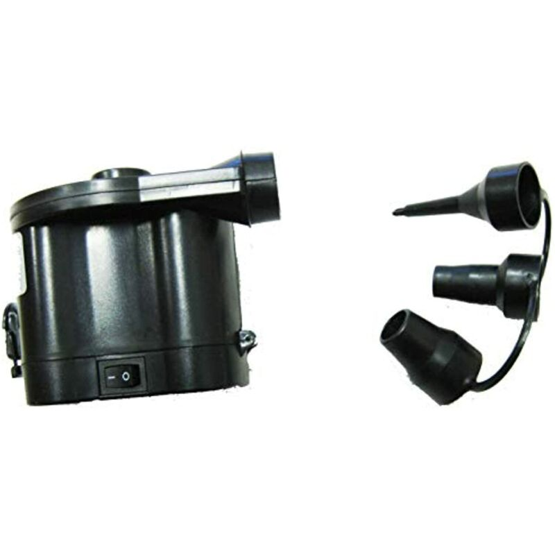 """Zaltana DC air pump opreated by 4 """"D"""" cell batteries (battery sold separately)"""