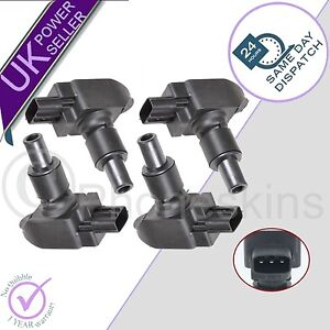 APD MAZDA RX8 IGNITION COIL PACKS SET OF 4 BRAND NEW 1YR WARRANTY