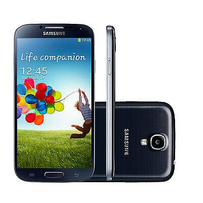 Samsung Galaxy S4 GT-I9500 Unlocked Mobile Phone - 13.0MP Camera - BLACK (16GB)