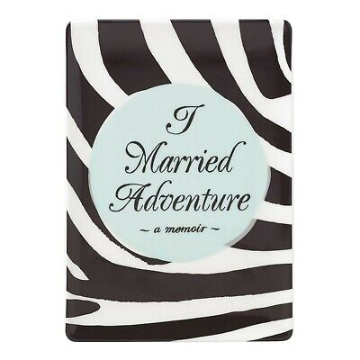 Kate Spade New York A Way with Words Married Adventure Vanity Tray