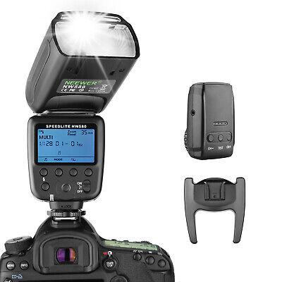 Wireless Flash Speedlite for Canon Nikon Sony Panasonic Olympus Fujifilm
