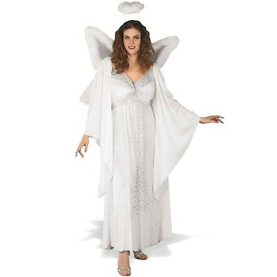 Angel - Full Figure - Adult Costume - Forum Novelties - Full Figure Costumes