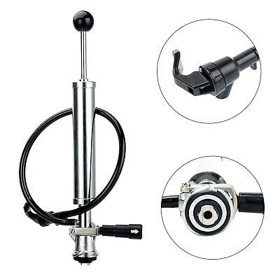 Heavy Duty Complete D-system Beer Party Pump Picnic Keg Tap 8-inch Us Free Ship