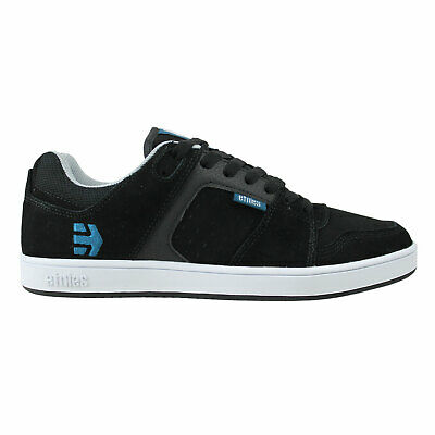New Etnies Skateboarding Shoes - Etnies Skateboard Shoes Rockfield Black/Blue/White