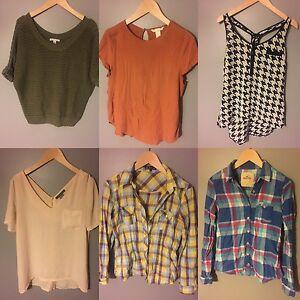 Lot of Female Clothing (XS,S,M) Cambridge Kitchener Area image 1