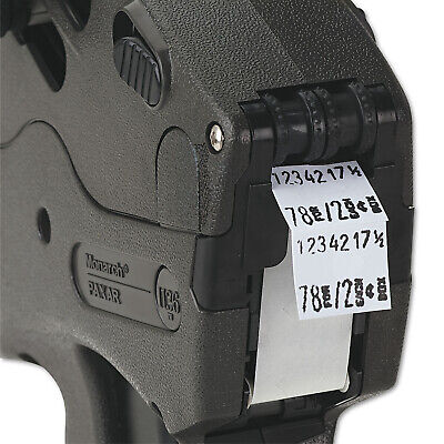 Monarch Pricemarker Model 1136 2-line 8 Charactersline 58 X 78 Label Size