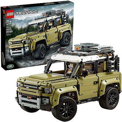 LEGO Technic Land Rover Defender Building Kit (2573 Pieces)