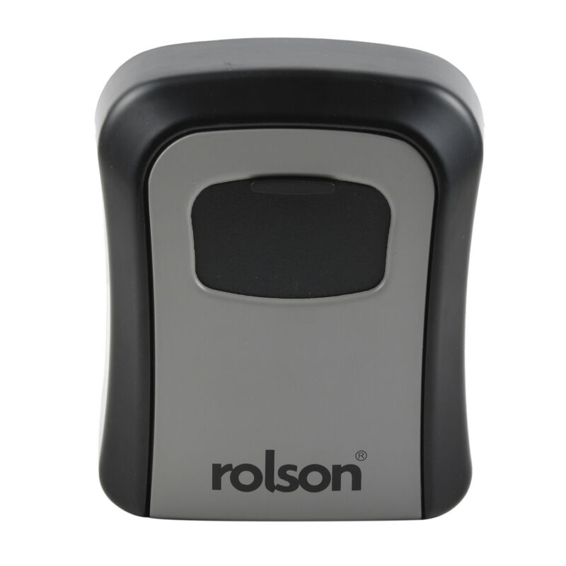 Shop LC Rolson Wall Mounted Key Safe Secure Lock Safety Security Outdoor Storage
